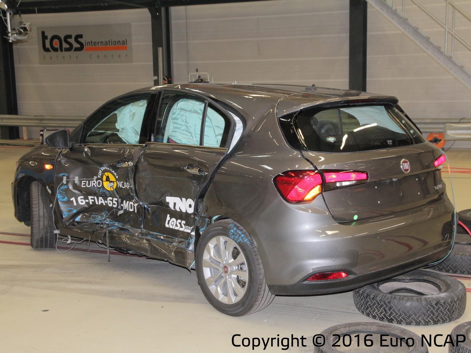ncap in test news fiat euroncap euro gets punto zero stars crash last