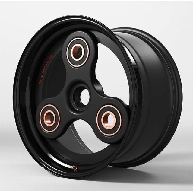 Fidget Spinner Car Wheels This Lamborghini Rendering Could Be The