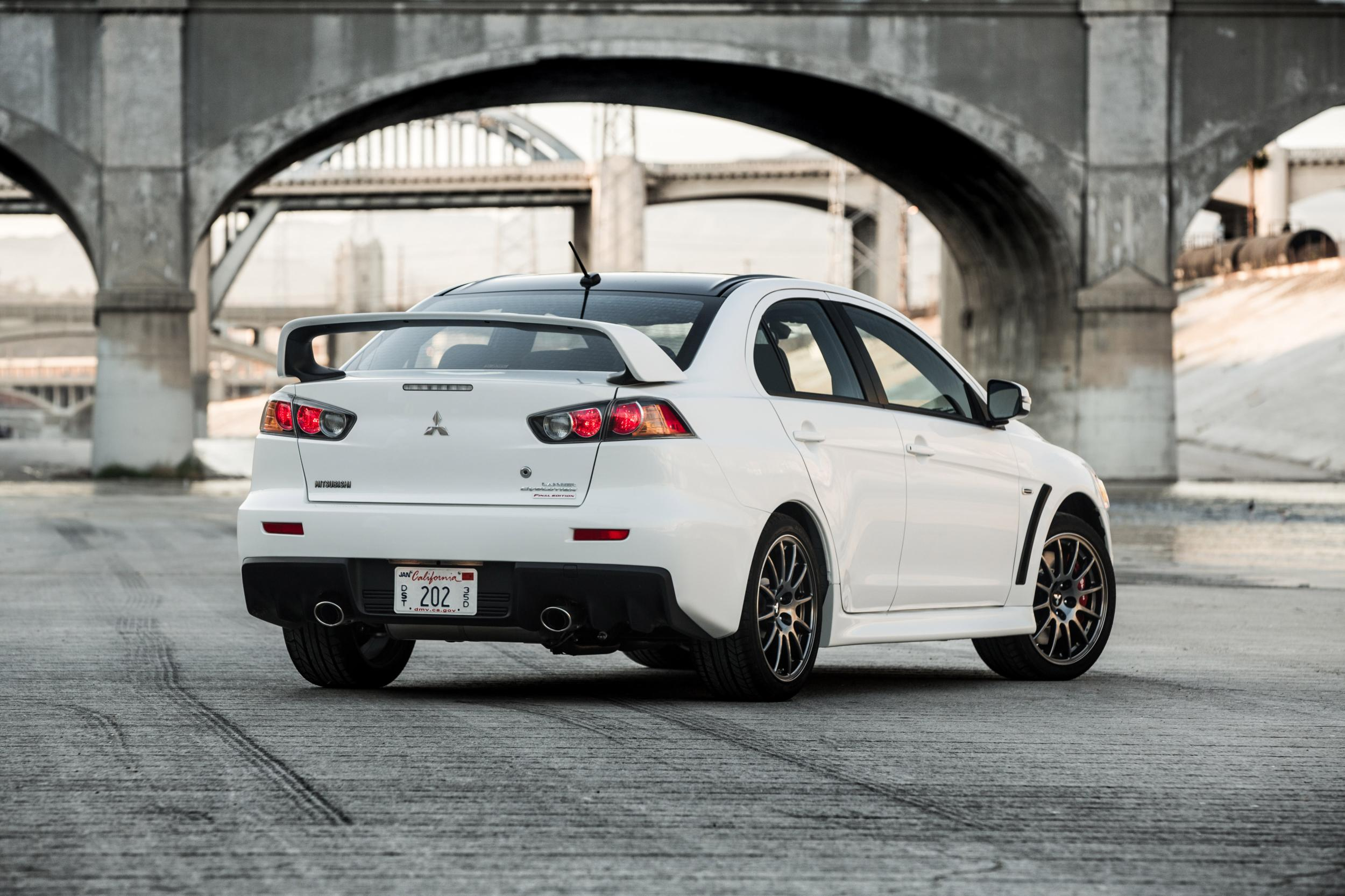 final mitsubishi lancer evolution x heads to ebay auction. Black Bedroom Furniture Sets. Home Design Ideas