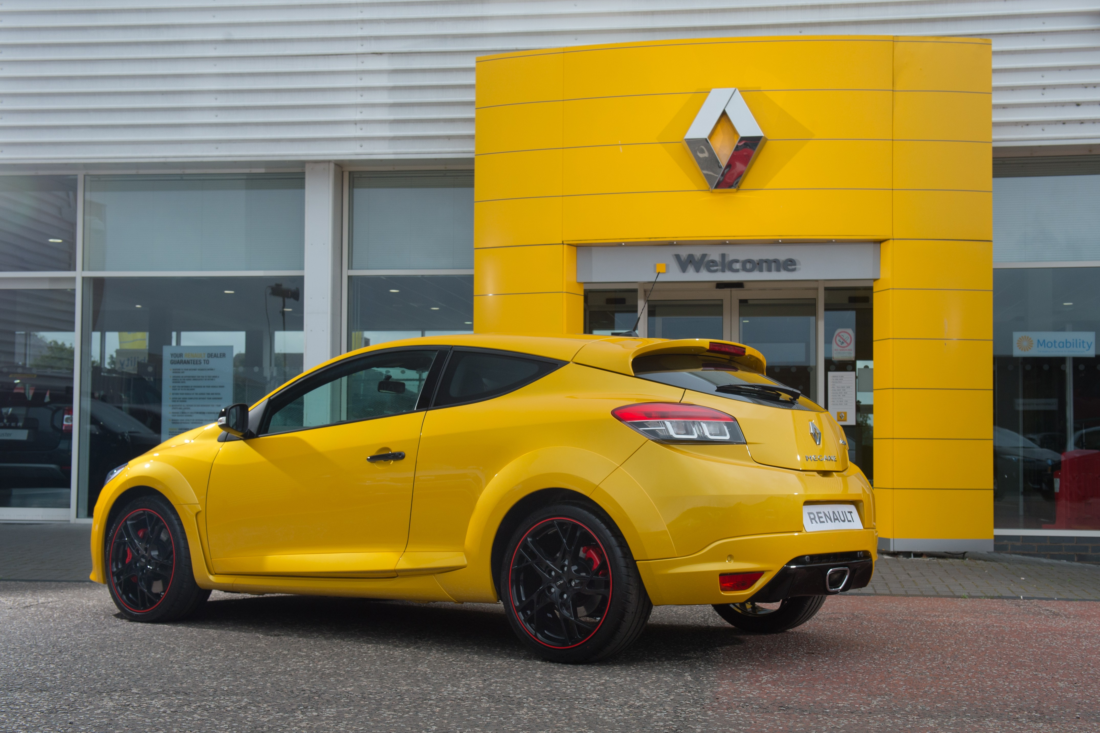Renault megane rs for sale