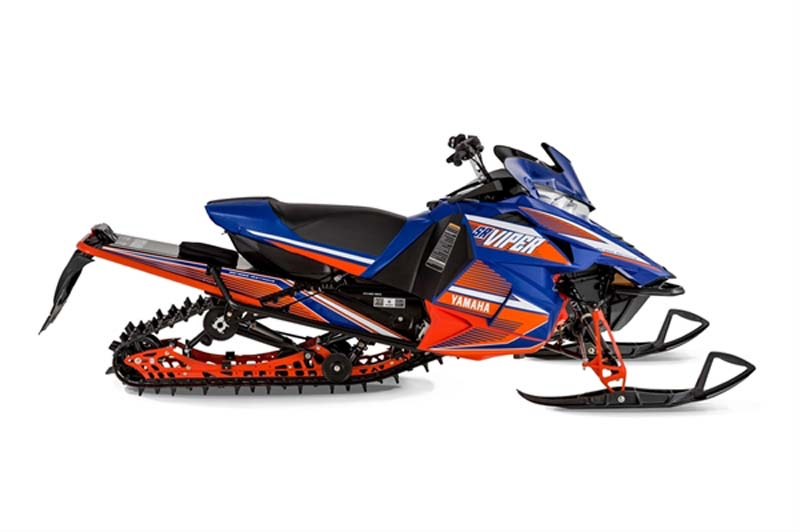 Yamaha Trail Rider Snowmobile