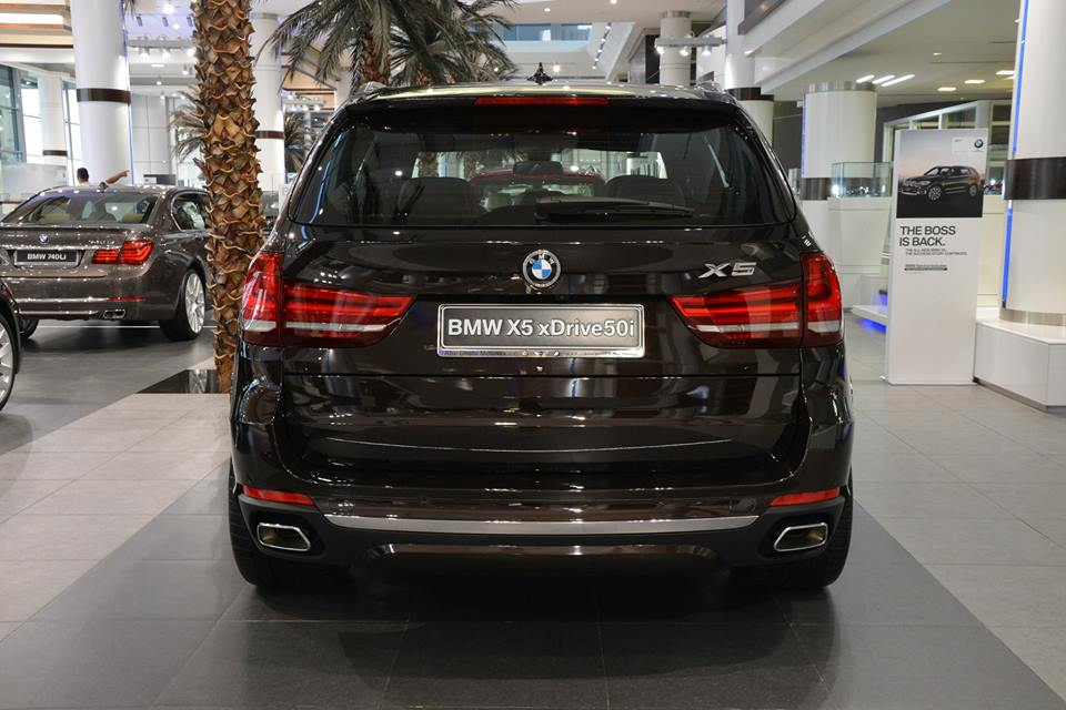First Ac Schnitzer Bmw F15 X5 Shows Up In Abu Dhabi