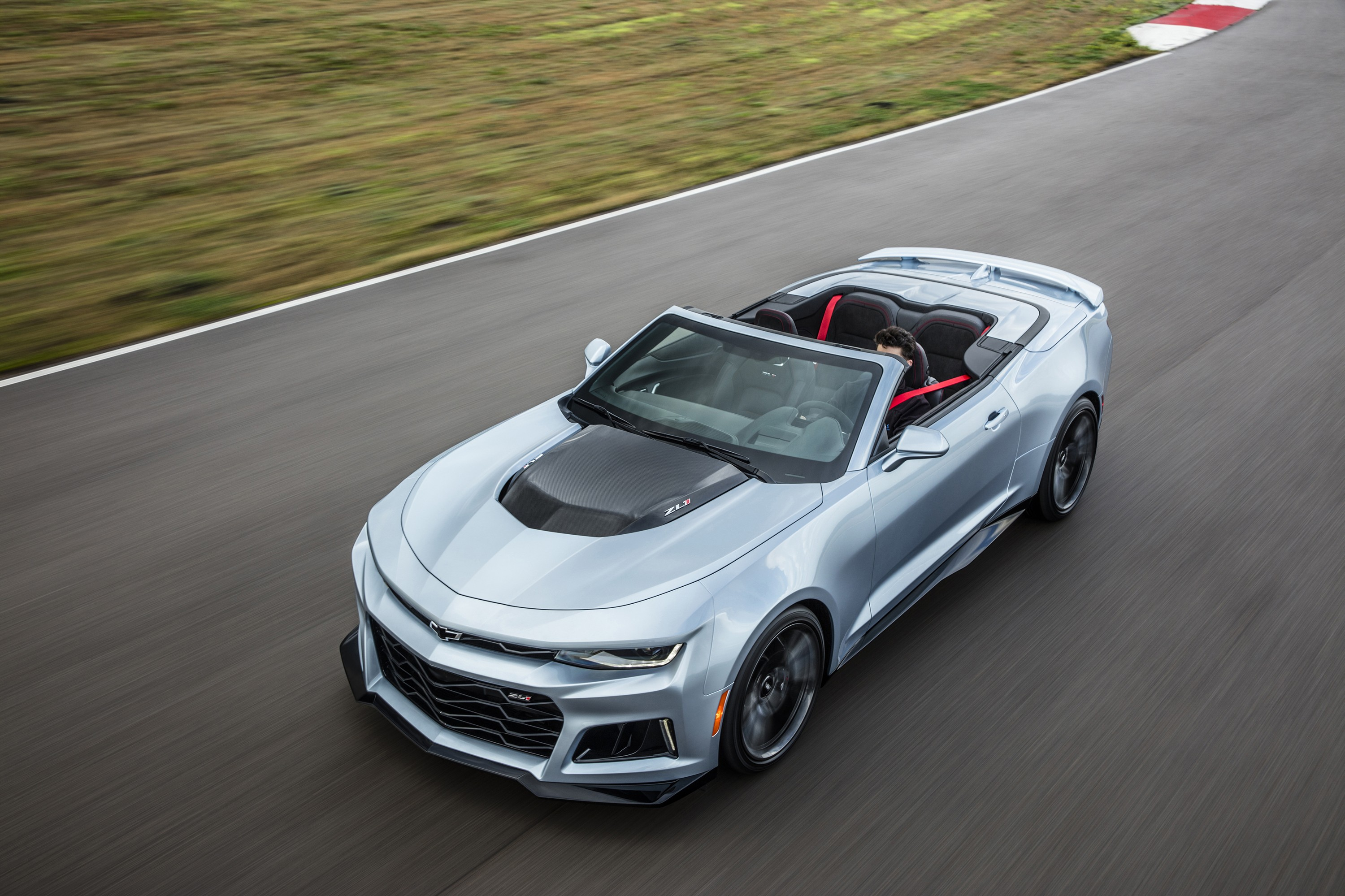 First Batch Of 2017 Chevrolet Camaro Zl1 Cars Will Be