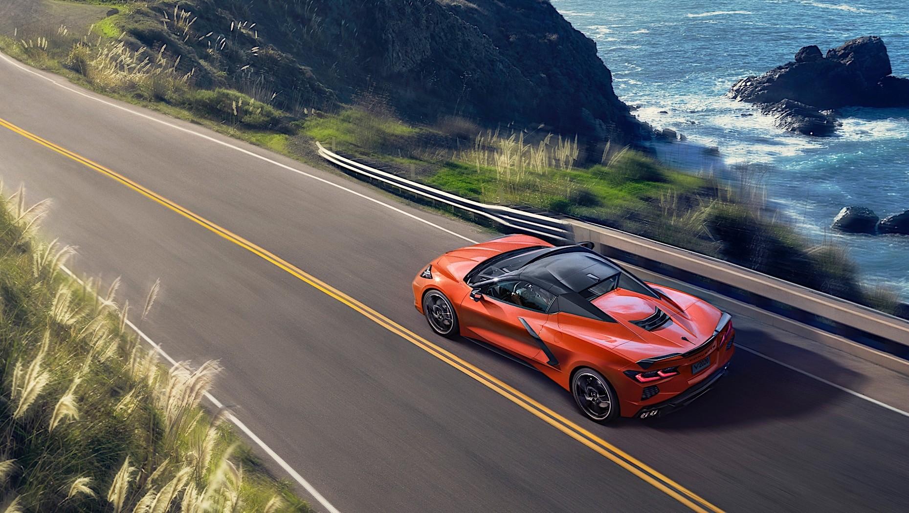 First C8 Corvette Grabs $3 Million at Barrett-Jackson ...