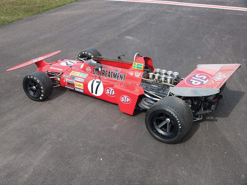 First Formula 1 Car Ever Raced By Niki Lauda Heads To
