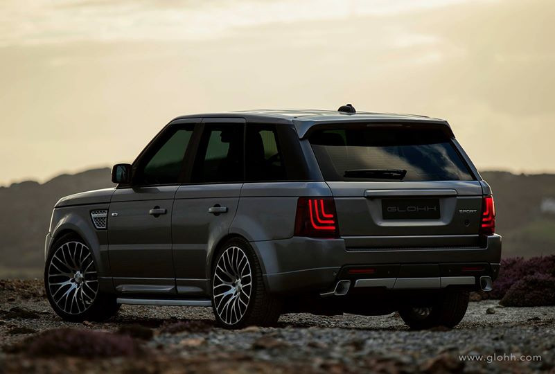 first gen range rover sport gets aftermarket led. Black Bedroom Furniture Sets. Home Design Ideas