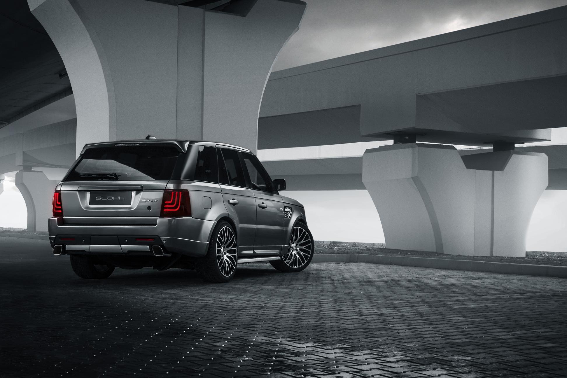 First Gen Range Rover Sport Gets Aftermarket Led