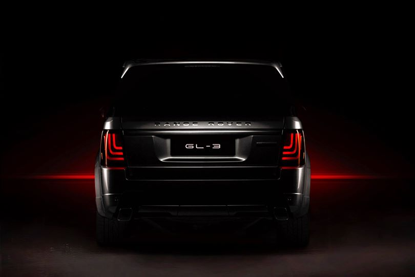 First Gen Range Rover Sport Gets Aftermarket Led