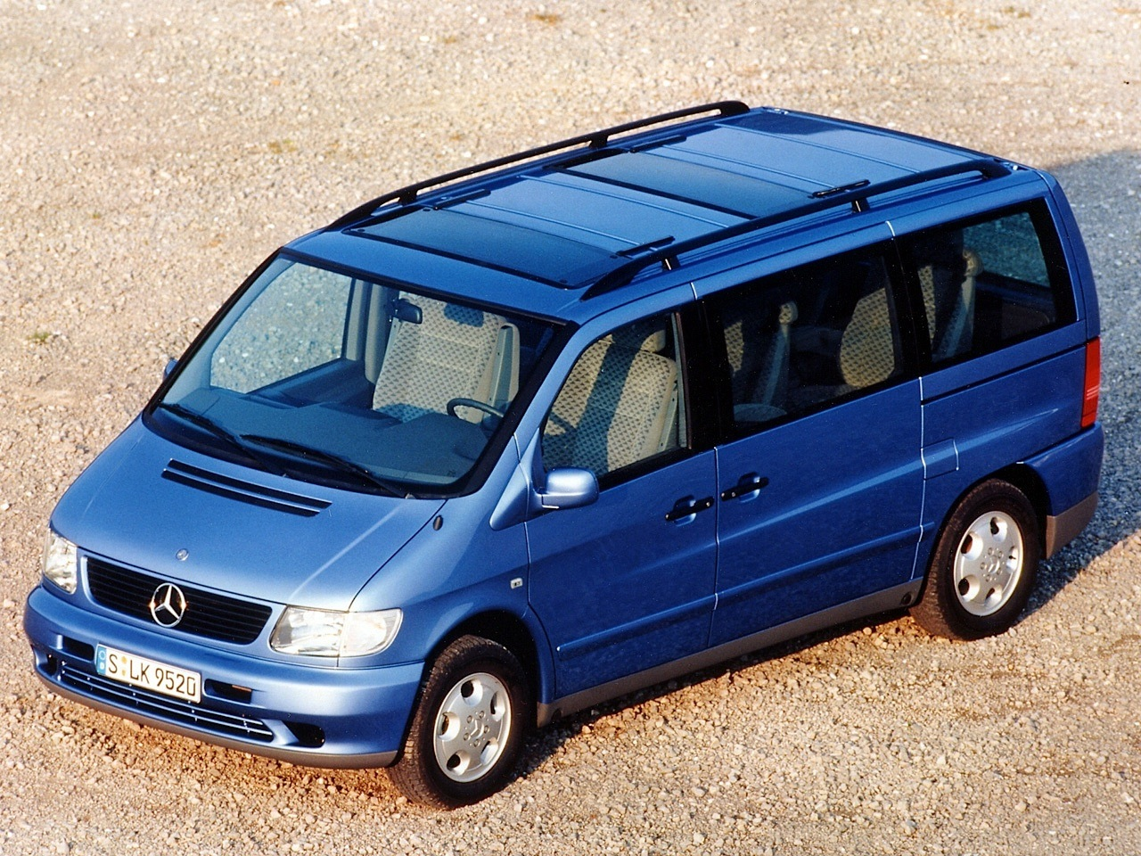 Wiring Diagram Mercedes Vito W638 : First generation mercedes benz vito returns as force mpv