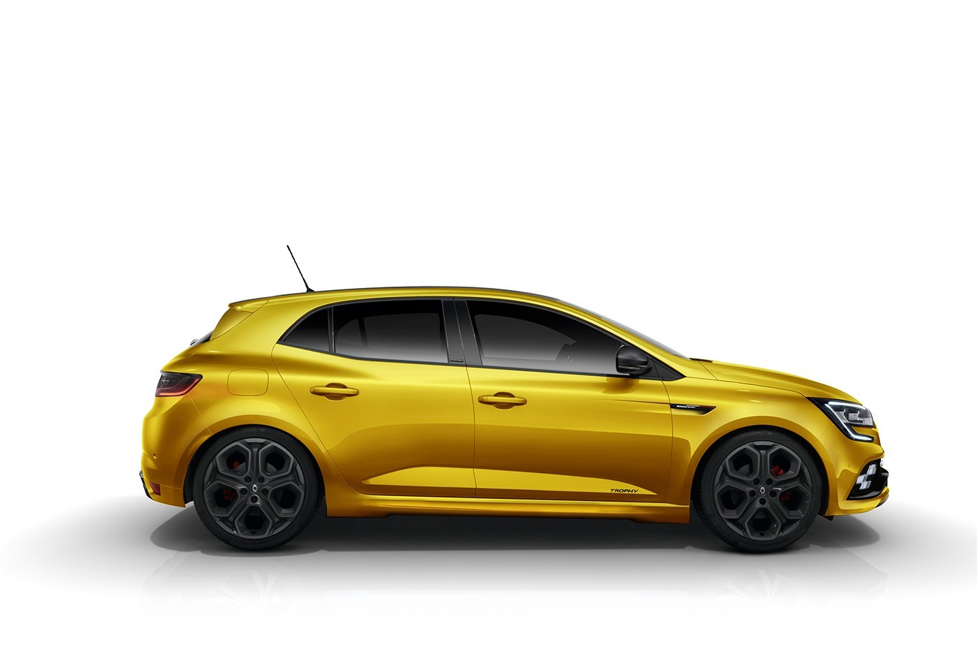 2018 renault clio. interesting clio new 2018 renault megane rs rendered with renault clio