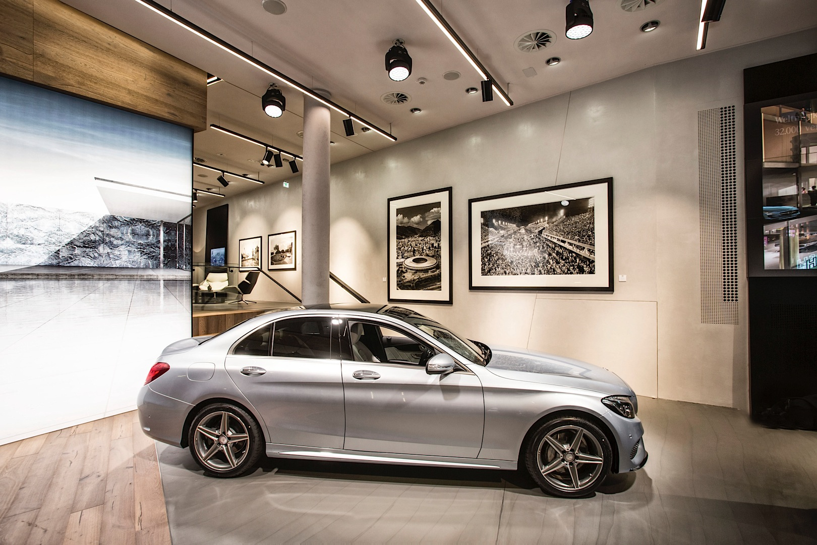 First Innovative Mercedes Me Store Opens In Germany Photo Gallery on Mercedes Benz Autonomous Car