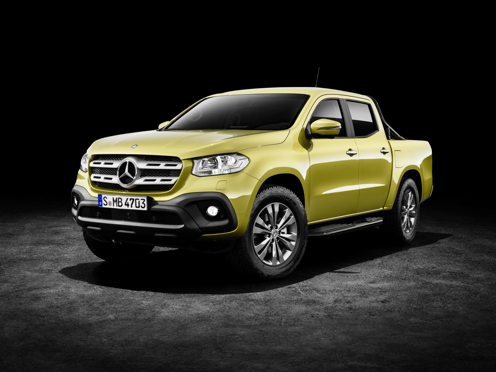 First Mercedes-Benz X-Class Widebody Kit Comes From Prior ...