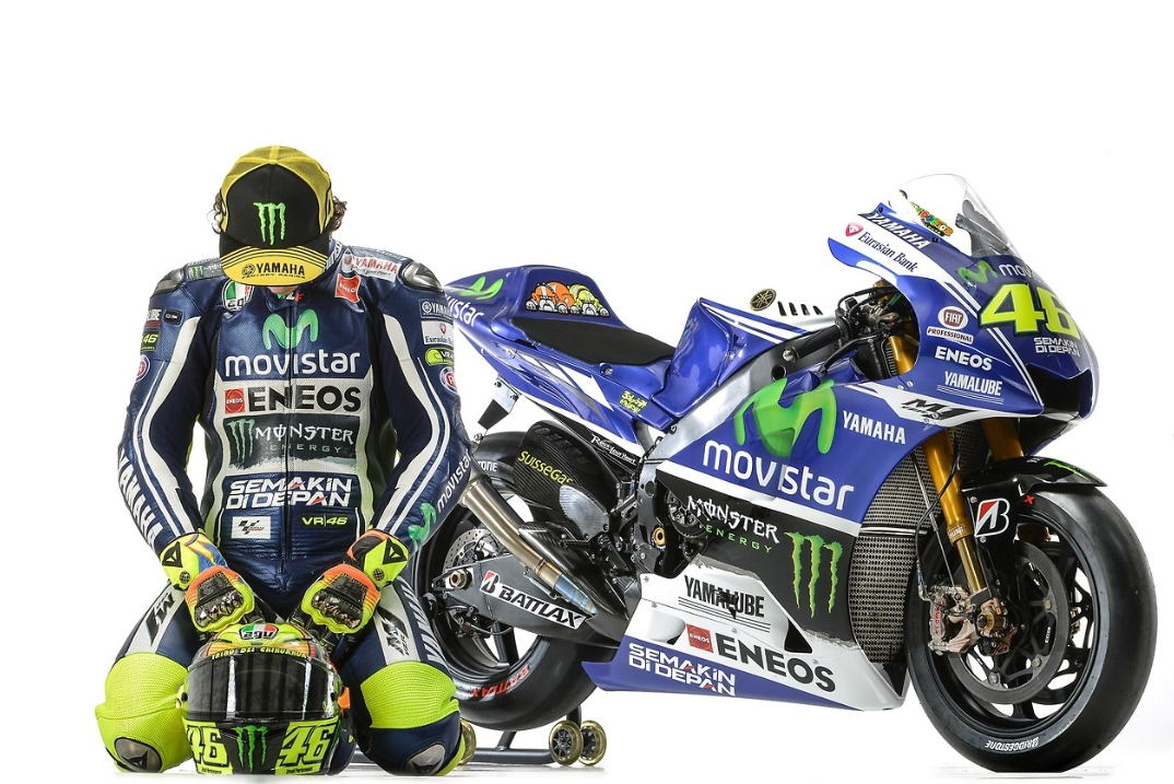 First Official Photos Of The 2014 Yamaha Motogp Bikes Autoevolution