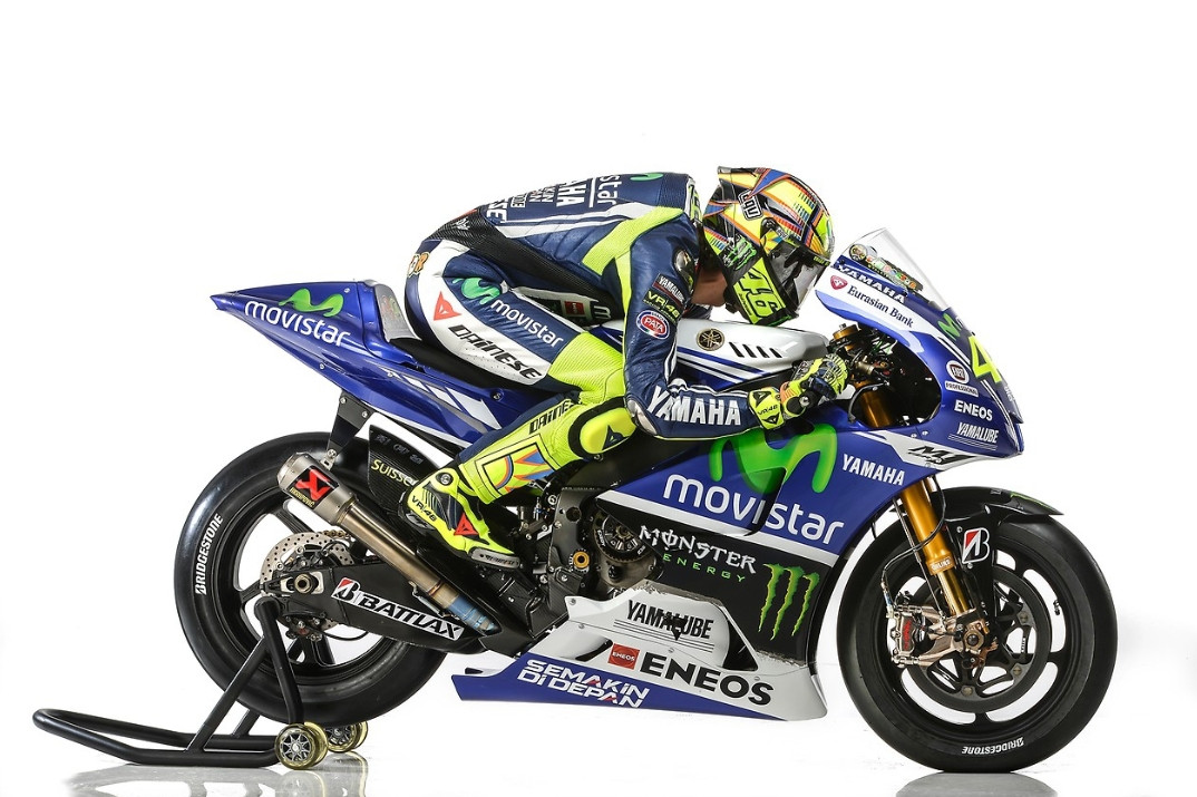 First Official Photos of the 2014 Yamaha MotoGP Bikes - autoevolution