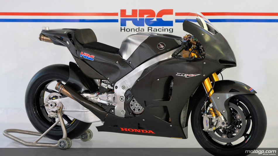 First Picture of the Honda RCV1000RR Production Racer - autoevolution