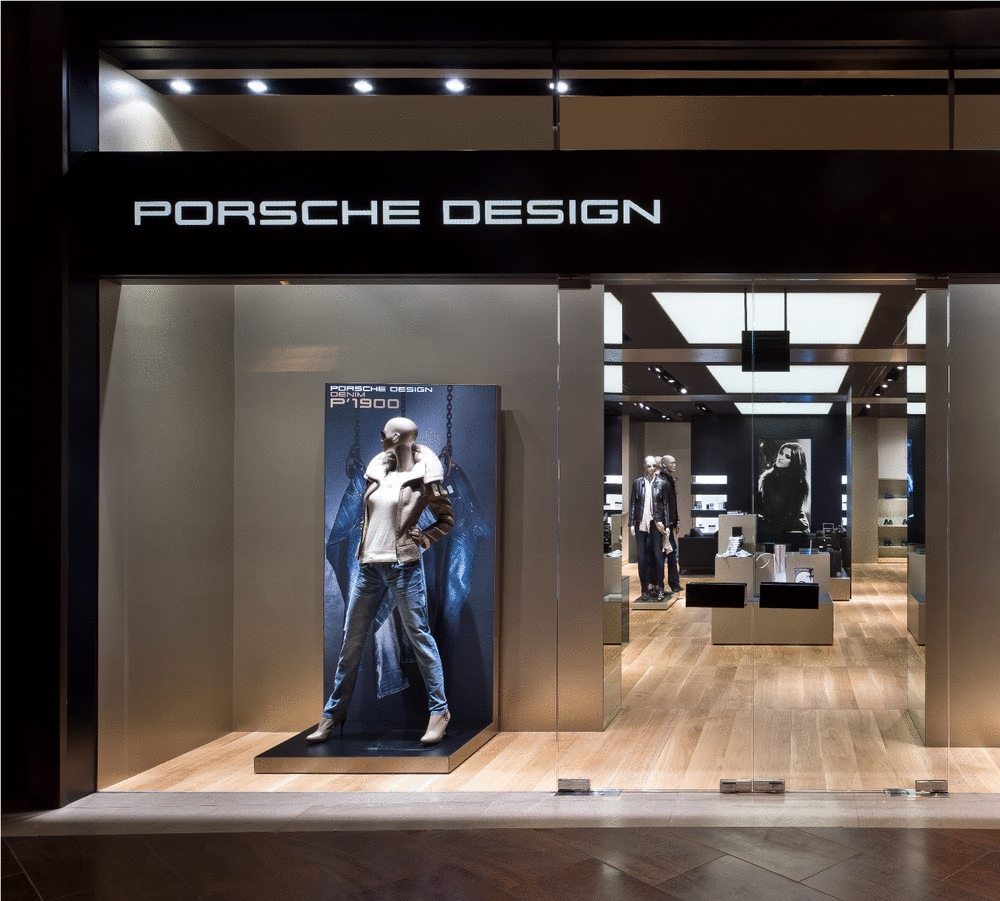 First Porsche Design Store In Asia Opens In Singapore Autoevolution