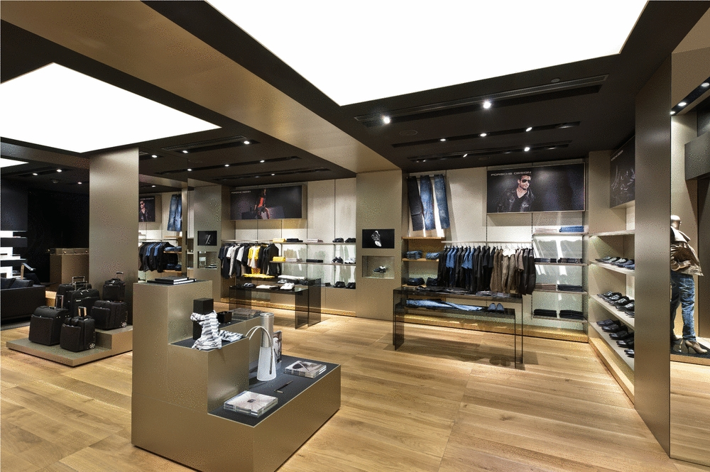 first porsche design store in asia opens in singapore autoevolution. Black Bedroom Furniture Sets. Home Design Ideas