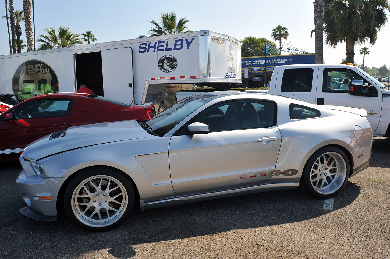 First Production Shelby 1000 Widebody Showcased