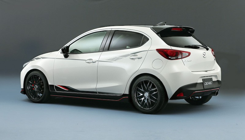 Mazda 3 Skyactiv >> First Tuned Mazda2 and CX-3 Revealed Ahead of Tokyo Auto ...
