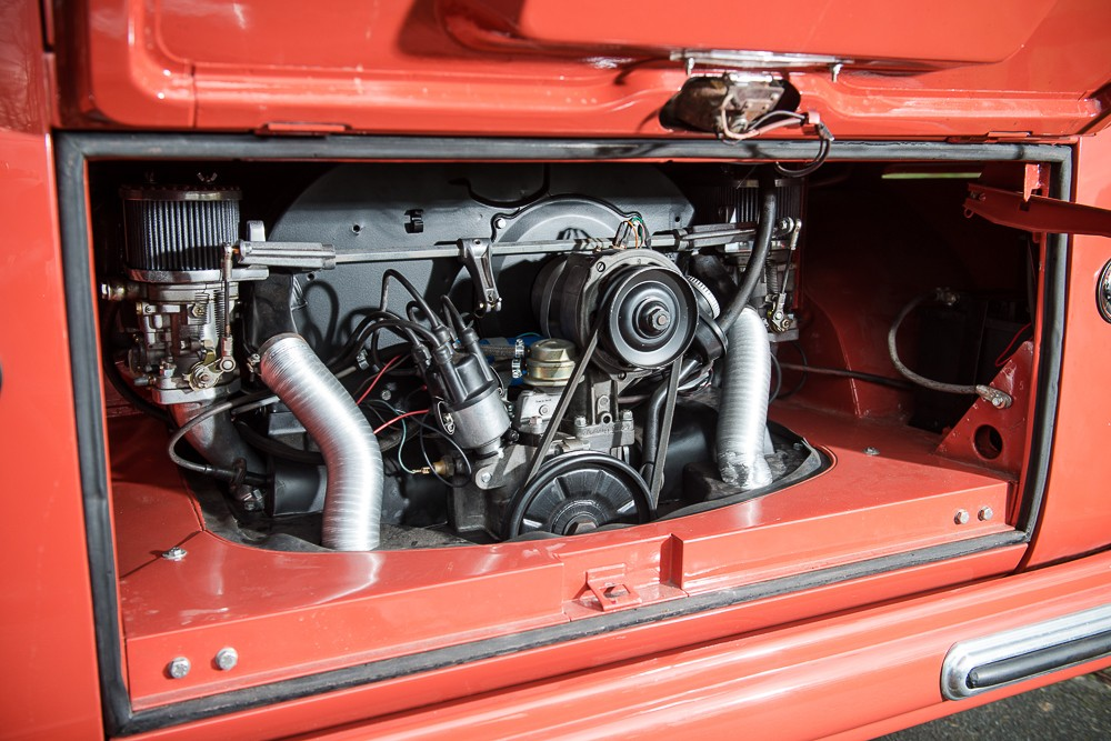 First Vw Type 2 Samba Microbus From The Uk To Go On