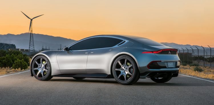 Henrik Fisker Teases His Upcoming Ev The Emotion Will Have A