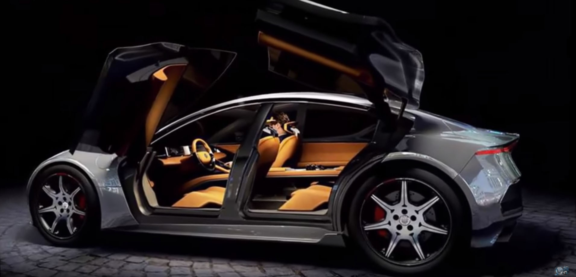 Fisker Karma Solar Roof Production to Start in 2011 - autoevolution