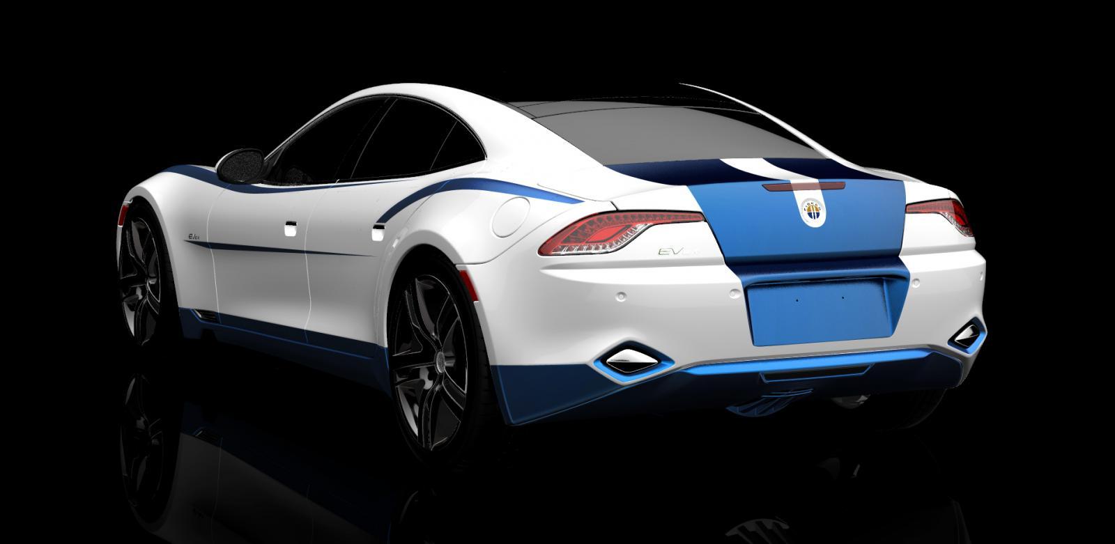 3M Car Wrap >> Fisker Karma Coming to 2012 SEMA Show - autoevolution