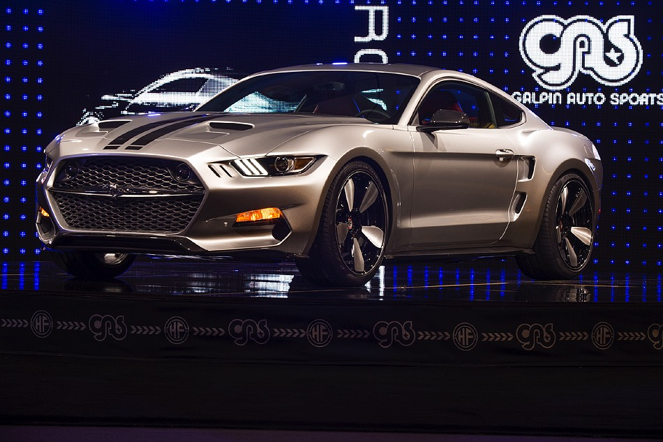 fisker rocket by galpin auto sports is a 725 hp ford mustang live photos autoevolution. Black Bedroom Furniture Sets. Home Design Ideas