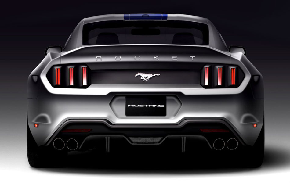 Galpin Rocket Mustang Teased, Will Be Unveiled at the Los ...