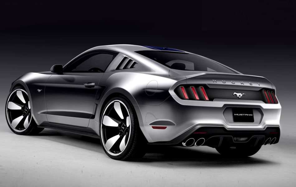 Fisker Rocket By Galpin Auto Sports Is A 725 HP Ford Mustang [Live Photos]