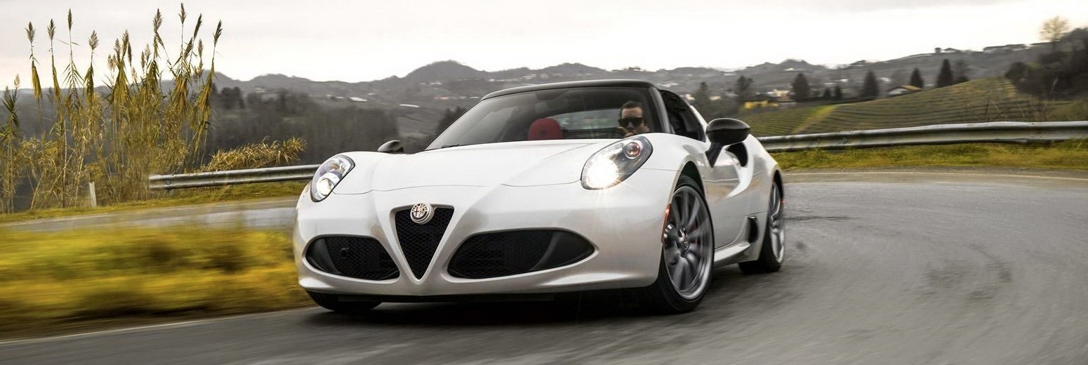 Five Alfa Romeo Cars That Will Bring A Smile On Your Face Any Day