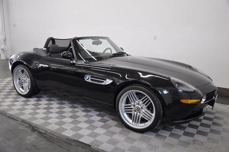 Five Bmw Alpina Z8 Roadsters Available For Purchase At