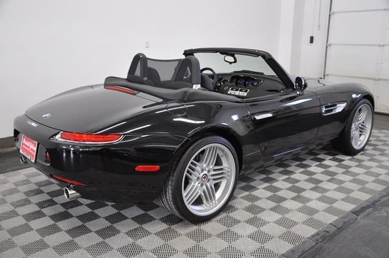 Five Bmw Alpina Z8 Roadsters Available For Purchase At Ohio Dealer Autoevolution