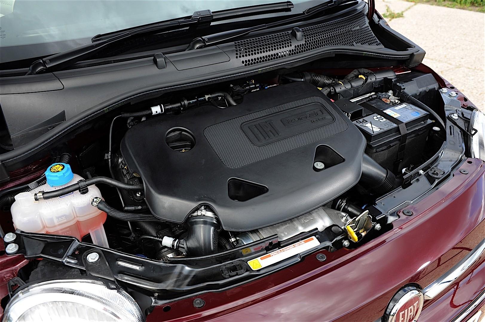 engines smallest fiat engine cars displacement production five twinair found most autoevolution eurekar