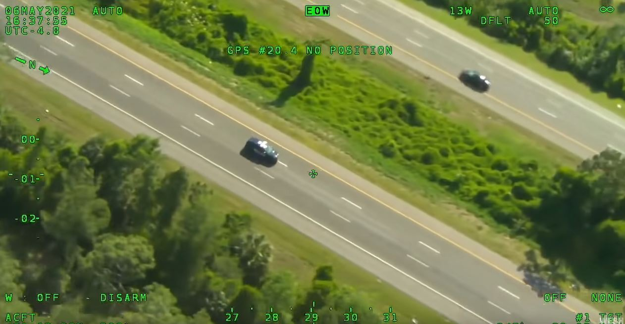 Florida Man Ditches One Cop Car, Steals Another During ...