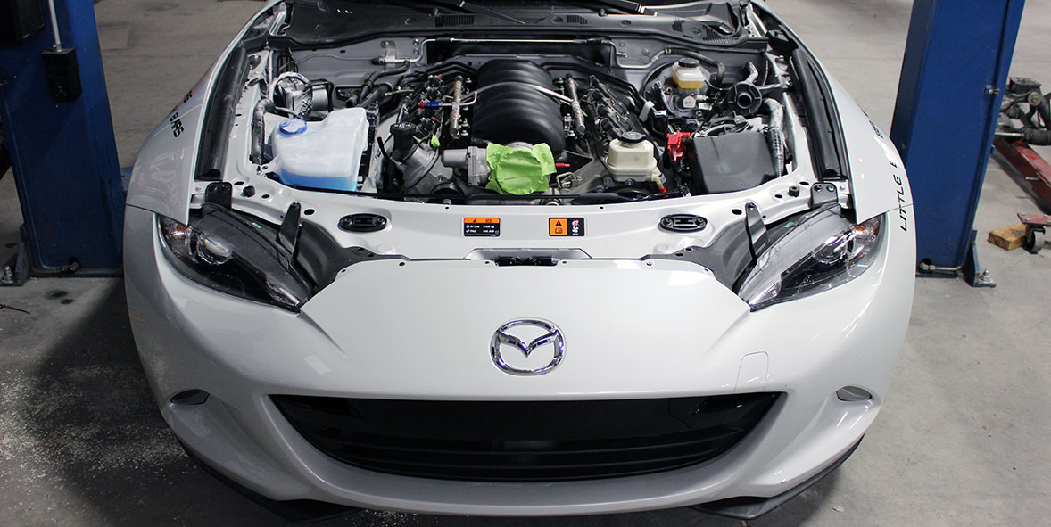 Flyin' Miata ND V8 Engine Swap Priced From $49,995, 525 HP V8 Is ...