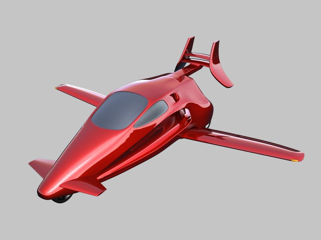 Flying Motorcycle From Samson Motorworks Autoevolution