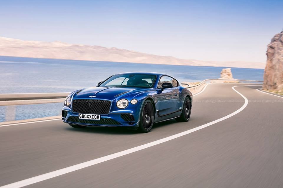 2019 Bentley Flying Spur New Continental Gt Supersports