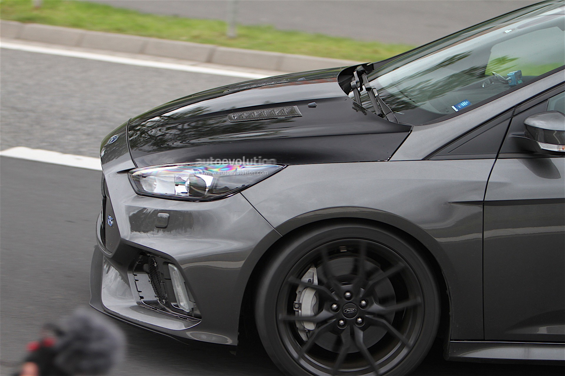 Ford testing performance enhanced version of focus rs could be next rs500 autoevolution