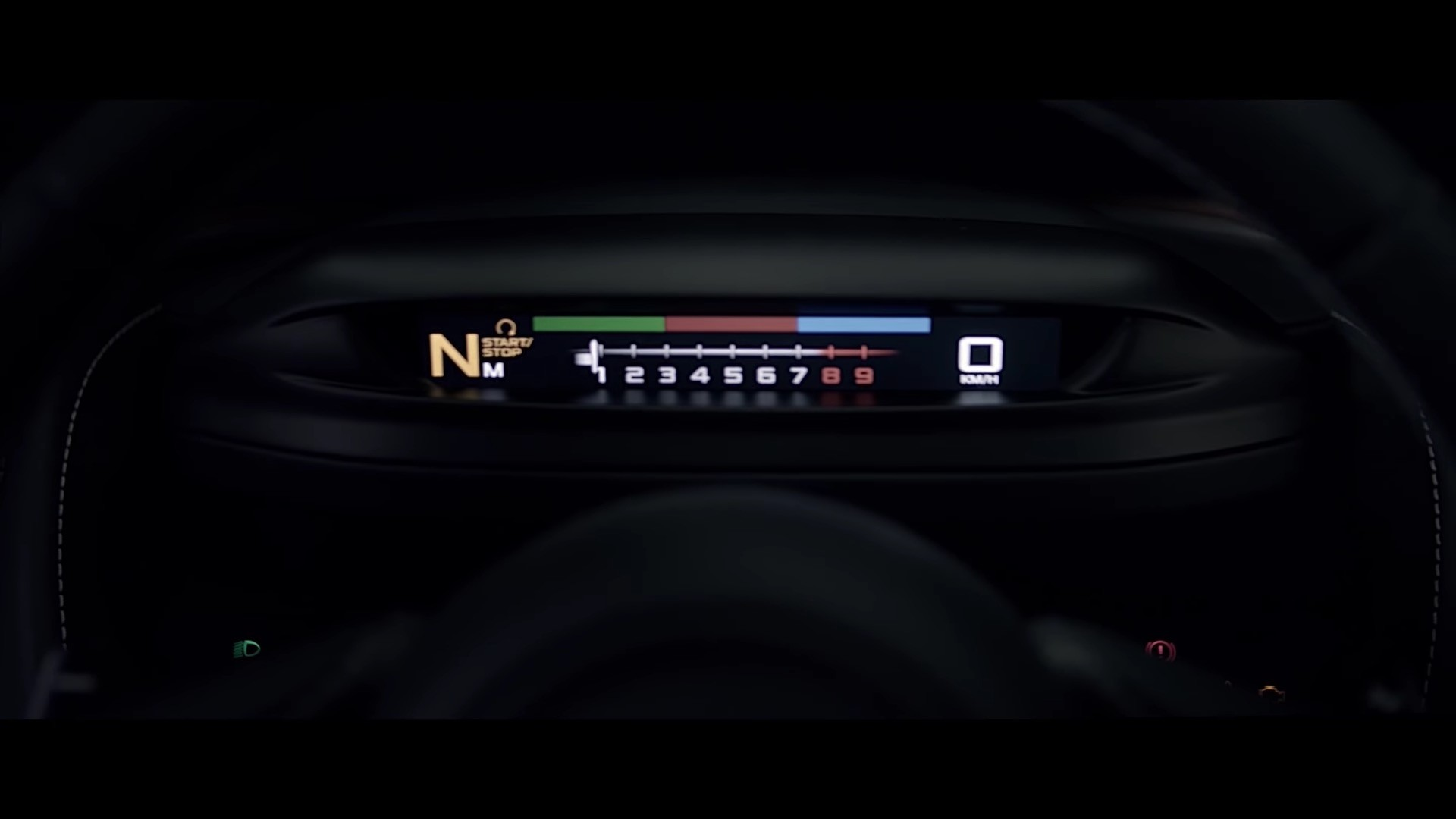 2018 mclaren 720s wallpaper. perfect 720s 2018 mclaren 720s folding driver display throughout mclaren 720s wallpaper