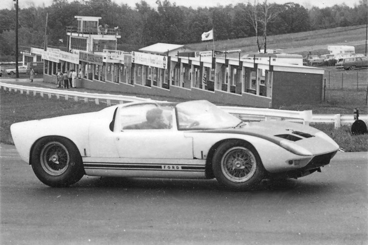 Ford Gt Roadster Chassis Gt