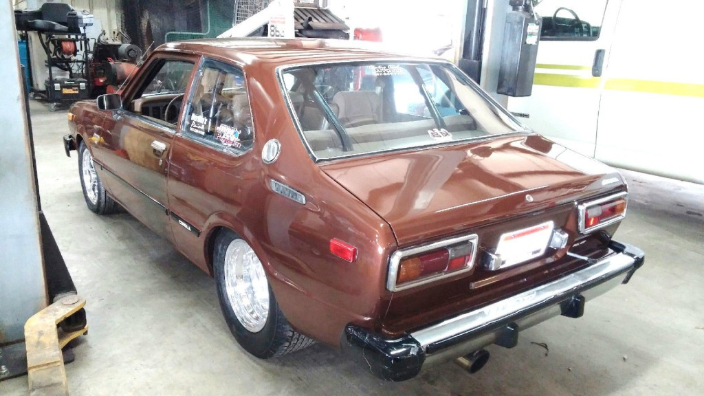 For Sale: 1979 Toyota Corolla with Mazda 13B Rotary Turbocharged ...
