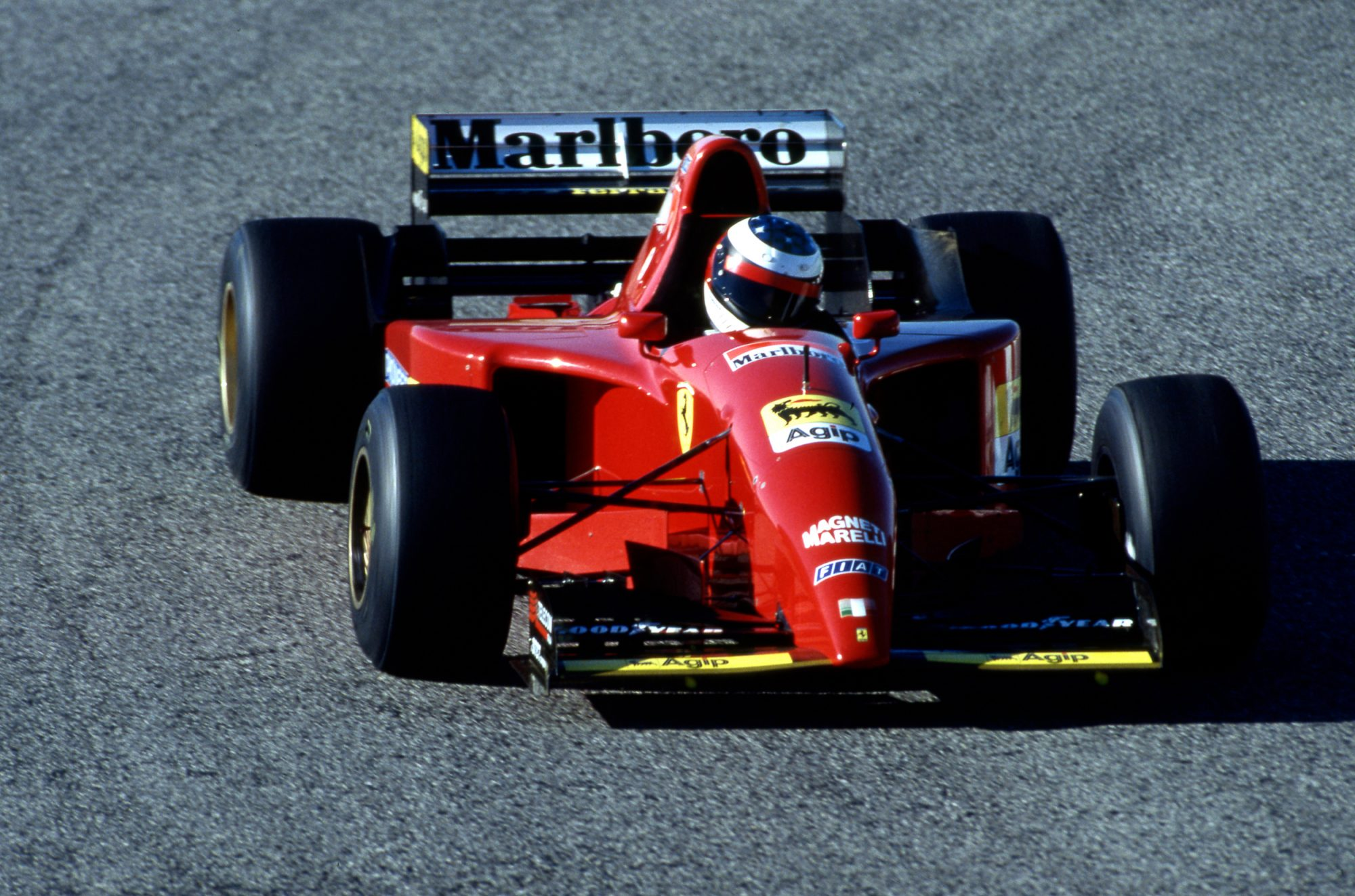 For Sale This Is The First Ferrari F1 Racing Car Driven By Michael Schumacher Autoevolution