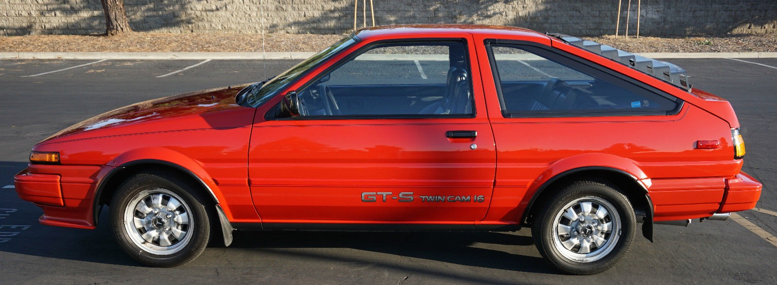 For The Purist Drifter 1986 Toyota Corolla Sport Gt S For