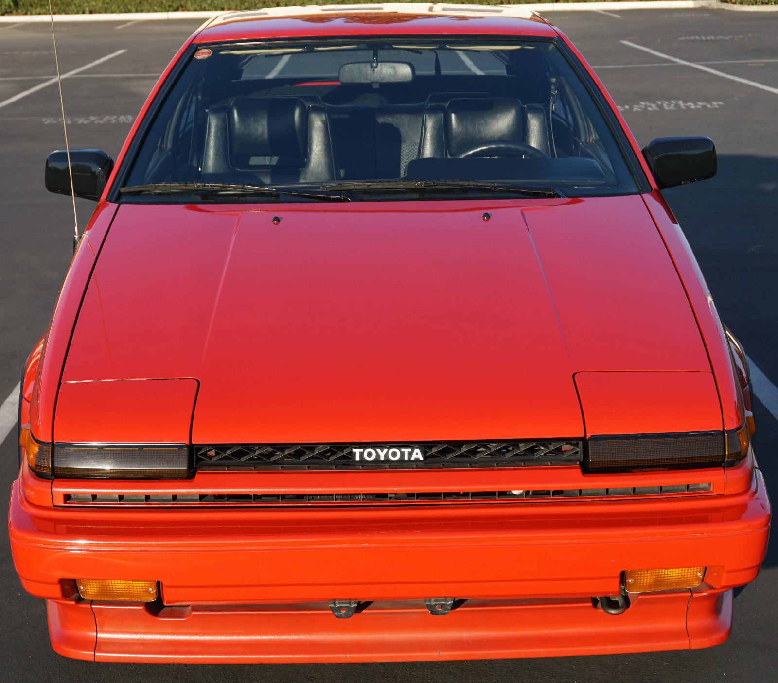 For The Purist Drifter: 1986 Toyota Corolla Sport GT-S For