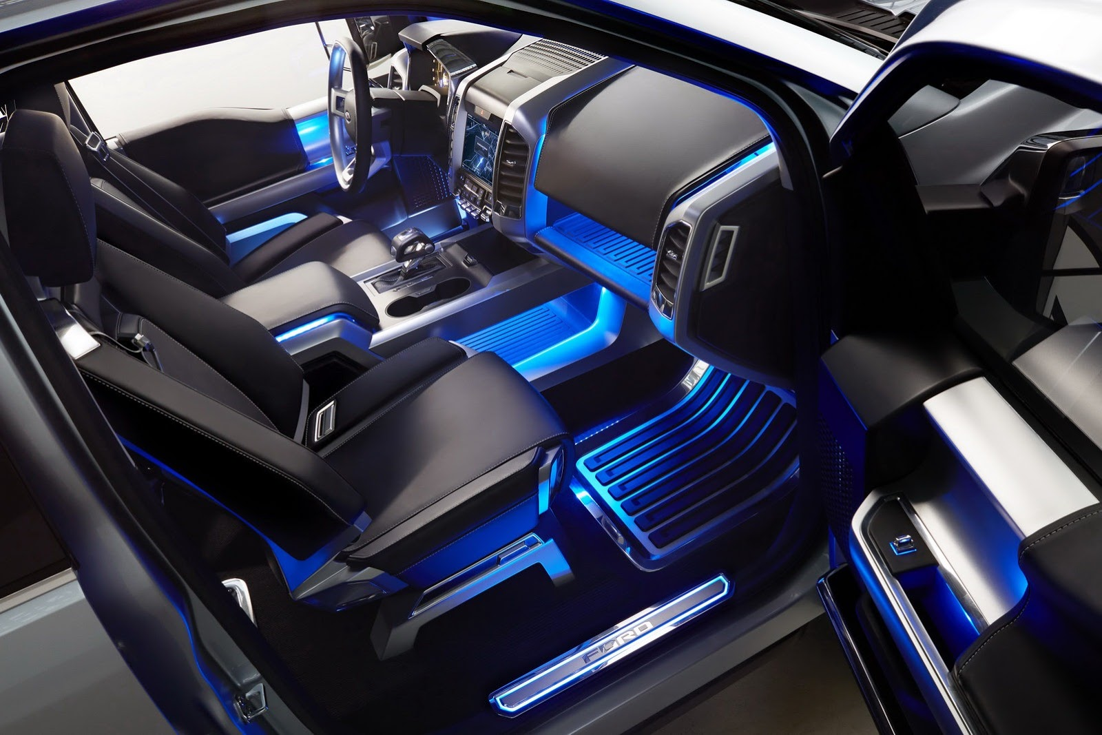 Ford Atlas Concept Unveiled, Previews Next F-150 [Photo Gallery