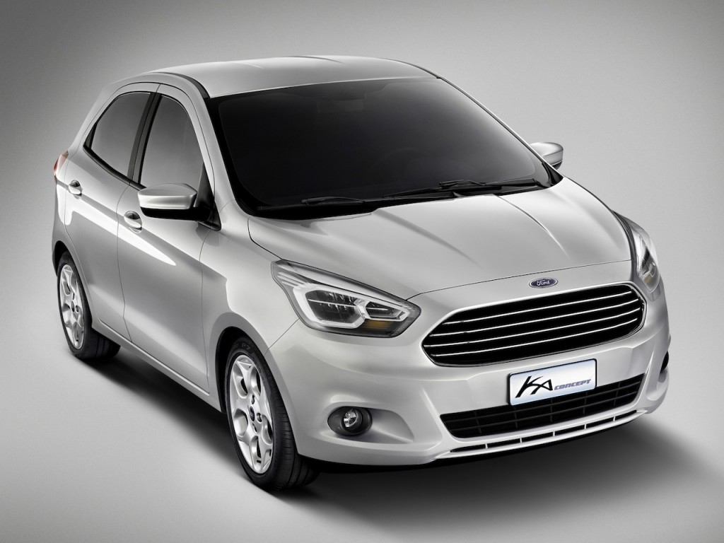 ford brazil reveals new ka hatch and ka sedan autoevolution. Black Bedroom Furniture Sets. Home Design Ideas