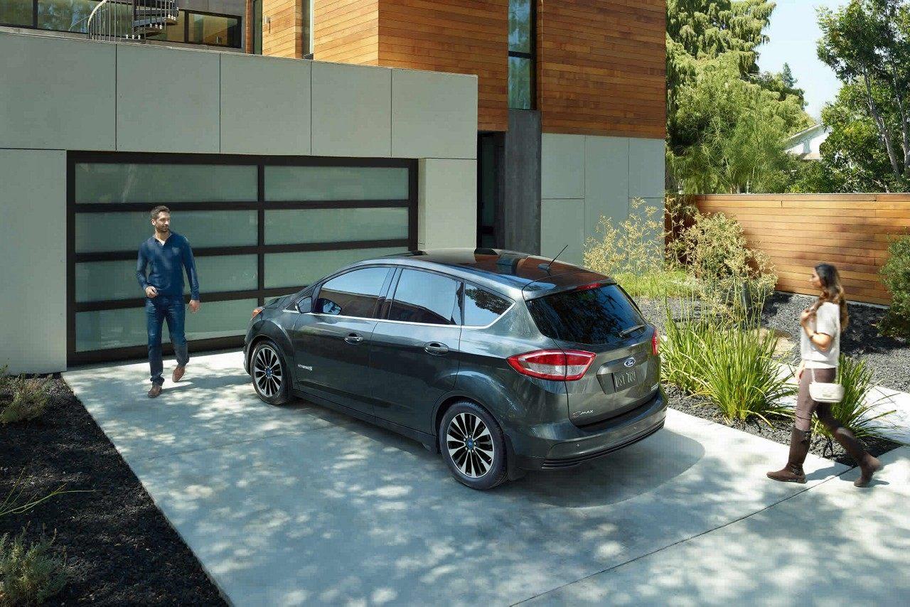 2018 Ford C Max Hybrid U S Model