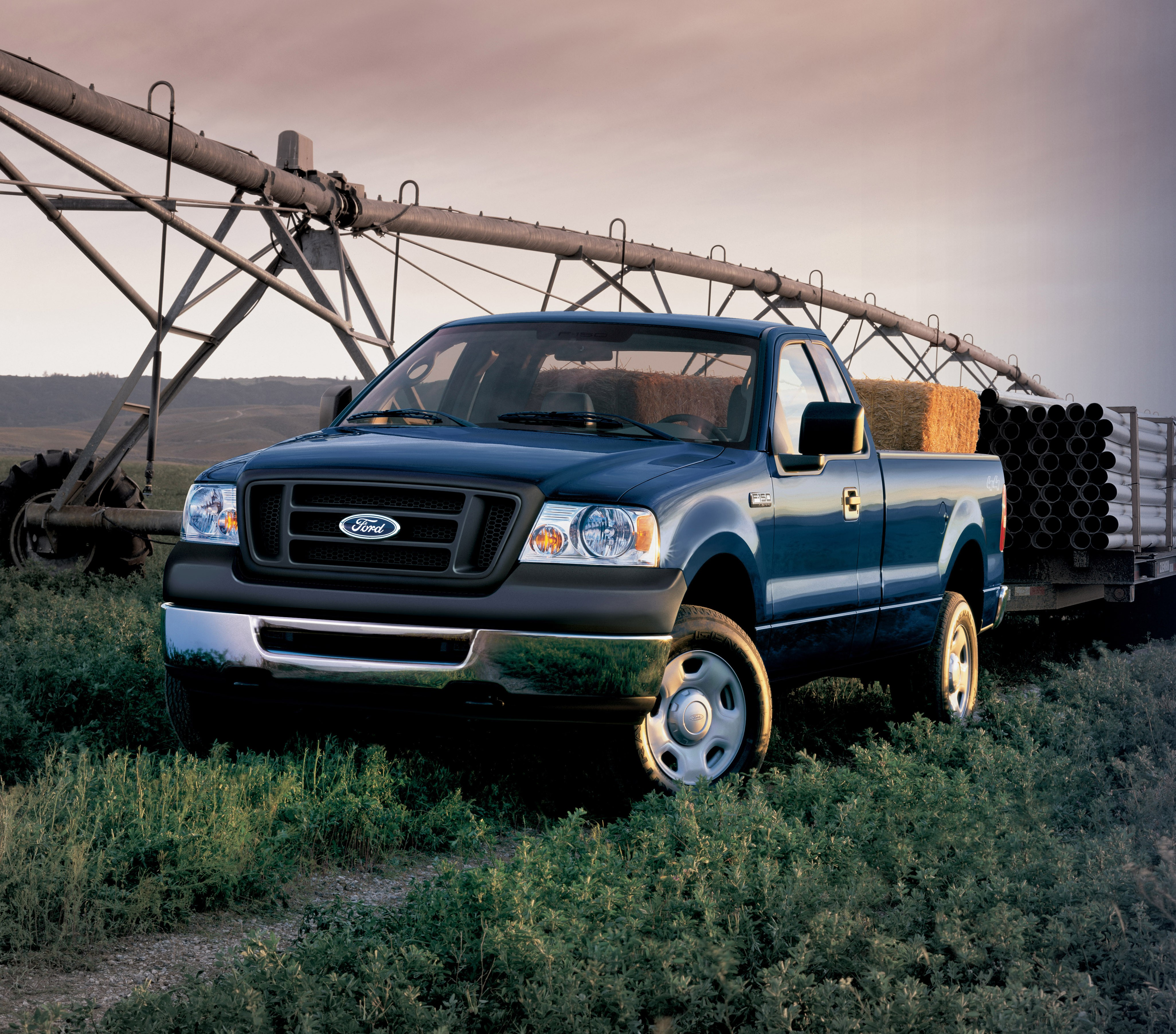 Small Ford Truck: Ford Celebrates Labor Day With History And F-150 Stats