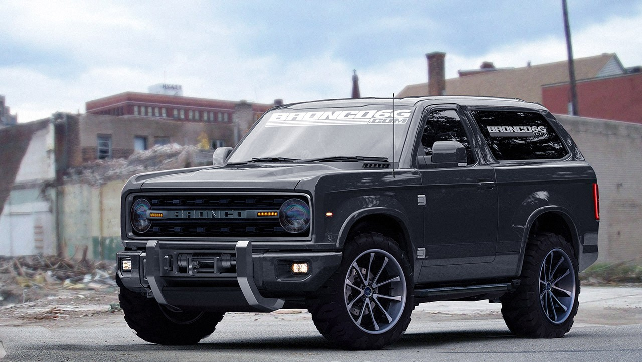 2020 ford bronco rendering by bronco6g